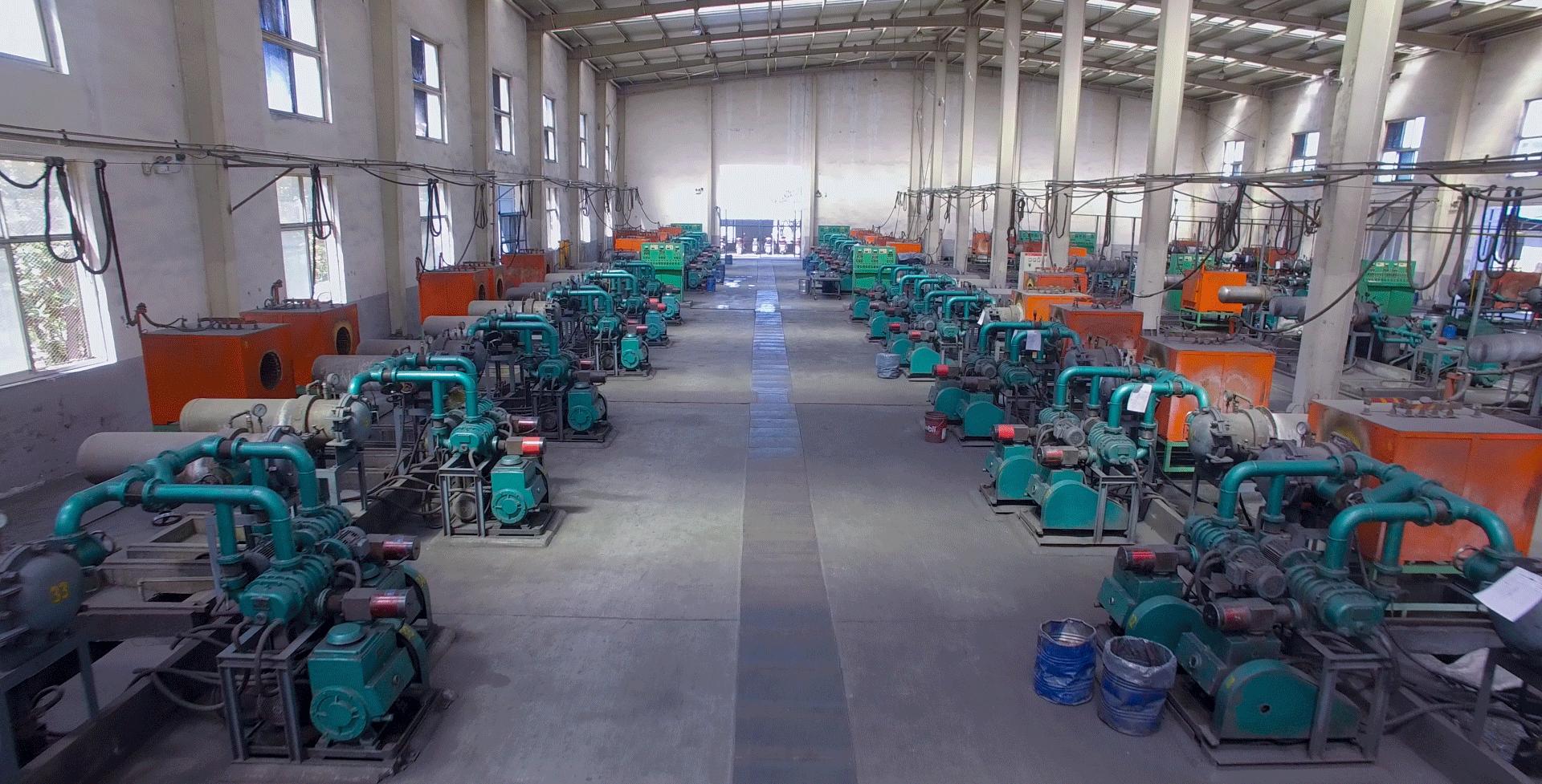 钛粉生产线